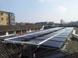 Эвакуированный солнечный коллектор коллектора давления пробки Non