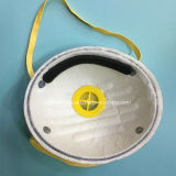 Mascherina a gettare del respiratore di obbligazione con carbonio e la valvola attivi