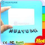 cartão em branco branco do PVC de 125kHz TK4100 EM4100 EM4200 RFID