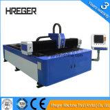 Ipg 1000W Acero al carbono, hoja de metal inoxidable CNC Máquina de corte láser de fibra