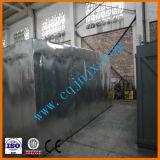 Destilación de Aceite Desechado Cambio de Máquina Aceite Negro a Aceite Base
