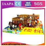 Kundenspezifische Comprtition Spiel-weiche Spielplatz-Geräte (QL--091)