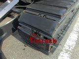 O parafuso no tipo máquina escavadora de Hxp450lr acolchoa as almofadas de borracha