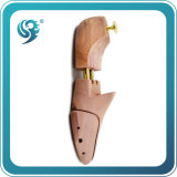 Bois personnel fait sur commande d'arbre de chaussure d'homme