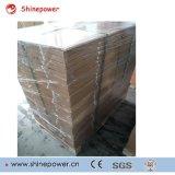 Modulo semi flessibile di /Solar del comitato solare dell'alluminio di formato del cliente