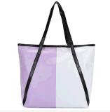 流行の分類されたカラーPUの革女性のハンド・バッグ(BDMC111)