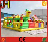 膨脹可能な子供の楽園の膨脹可能な遊ぶ警備員