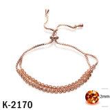 جديد وصول 925 فضة مجوهرات نمو سوار بيع بالجملة