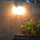 IP65 2017 luz casera solar al aire libre caliente del estilo LED para la iluminación del jardín
