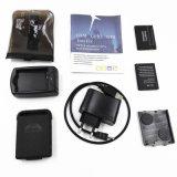 La nouvelle voiture noire de l'appareil de localisation GPS en temps réel les savoirs traditionnels102B/GPS-102b avec mémoire intégrée et charge aucune zone de vente au détail