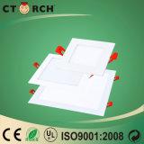 Indicatore luminoso di comitato celato quadrato ultrasottile di 15W LED con Ce/RoHS