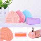 Inner-Form-Regenbogen-reizendes waschendes Wäscher-Silikon-Pinsel-Ei-Wäsche-Ei