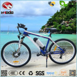 bici elettrica del pedale MTB della visualizzazione dell'affissione a cristalli liquidi della bicicletta della batteria di litio 250W da vendere