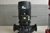 Pompe centrifuge d'eau propre efficace élevée de pipe