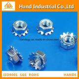 Noix du prix concurrentiel solides solubles 316 M2-M16 K d'acier inoxydable