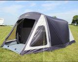 屋外の多機能の3人のテント