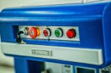 20W 30W bewegliche mini aus optischen Fasernlaser-Markierungs-Maschine
