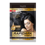 Shampoo Tazo'l Hair Color (Natural Black) (30ml)