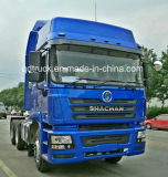 6X4 SHACMANのトラック、380HPトラクターヘッドSHACMAN
