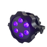 6*18W 6in1 Rgbaw紫外線防水LED電池の同価ライト