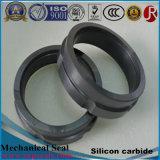 Anel do selo do carboneto de silicone da precisão