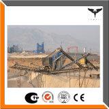 Горячая порекомендованная передвижная производственная линия для каменной задавливая линии