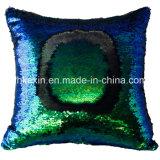 Polpular DIY lentejuelas almohada cubierta
