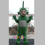 Teletubby / Teletubbies Customiaed Traje de mascote de personagem de desenho animado
