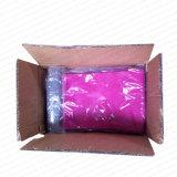 Bolsas de correo polivinílicas postales rosadas opacas de alta calidad