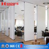 Раздвижная дверь стеклянной перегородки OEM съемная для офиса