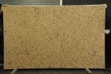 Usado para a laje projetada de quartzo da bancada da cozinha pedra artificial
