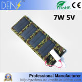 заряжатель панели 5.5V 7W портативный Sunpower складывая солнечный