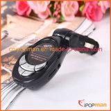 Telefon-Aufladeeinheits-Installationssatz mit Auto-MP3-Player-drahtlosen Kopfhörern mit Übermittler
