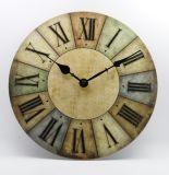 Часы стены Rose выдвиженческого акцента подарка Bestselling круглые