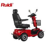 Vierradeingestellter Mobilitäts-Roller des bewegungsroller-950W hydraulischer Pflüger