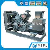 50kw/62.5kVA reserveDiesel Genset met Chinees Merk Shangchai