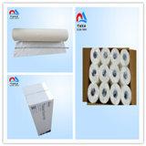 Higiene papel higiênico fábrica de papel branco direto papel higiênico,