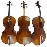高い等級の楽器はチェロのEndpinによって進められるチェロを放す