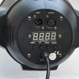 Этапе Disco DJ DMX512 54ПК 3W RGBW LED PAR лампа для использования внутри помещений