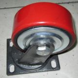 Sicheres haltbares zuverlässiges Baugerüst-Fußrollen-Rad für Aufbau