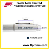 Feder-Art USB-Blitz-Laufwerk mit kundenspezifischem Firmenzeichen (D405)