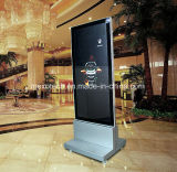 알루미늄 프레임을%s 가진 자유로운 입상 LED 가벼운 상자가 및 자석은 열린다