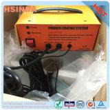 Pistola electrostática manual portable portable de la prueba de la máquina de la capa del polvo del aerosol de la venta