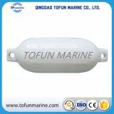 Aile marin blanc gonflable lourd de bateau de PVC