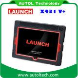 Новый выпущенный блок развертки системы первоначально варианта старта X431 V+ WiFi/Bluetooth гловального полный основанный на Android блоке развертки диагностики старта X-431 V+ системы