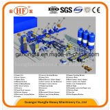 Blok dat van de Verkoop van de fabriek het Hydraulische Automatische Concrete Machine maakt (QT12-15F)