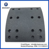 Good Quality Track Trailer Brake Lining Fmsi No 4515 clouded