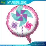 膨脹可能な気球、水素の気球、ヘリウムの気球、空気満たされた気球(J-NF40P09007)