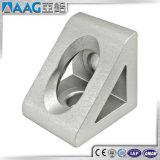 Bride en aluminium de profil d'extrusion