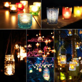 LED recargable sin flama de la luz de Té Mayorista de velas